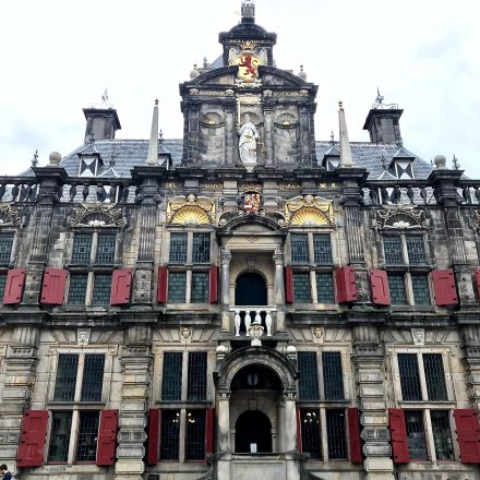 Stadhuis on Delft Tour