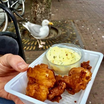 There's nothing like kibbeling on our food tours