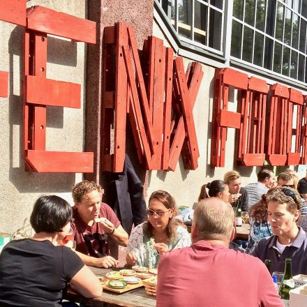 The Fenix Food Factory is one of the favourite sots on our Rotterdam Food Tours