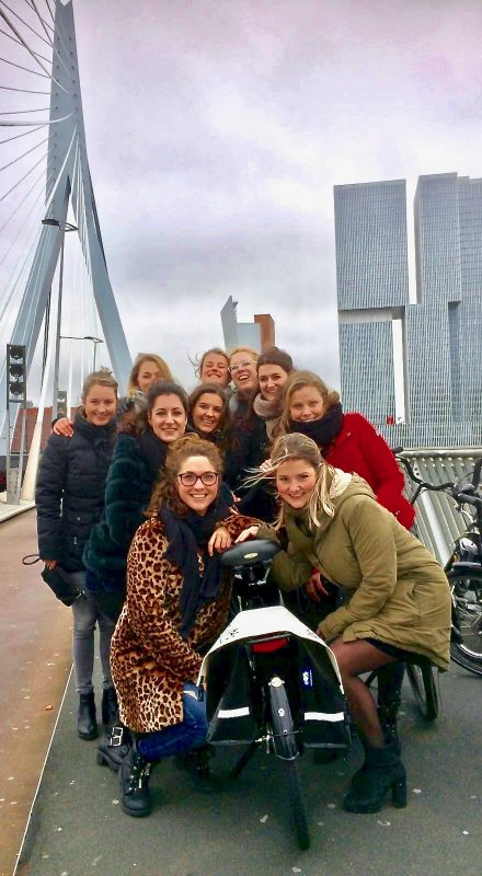 See the Erasmus brug on our tour