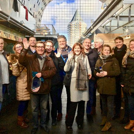 Markthal Group Experience Rotterdam